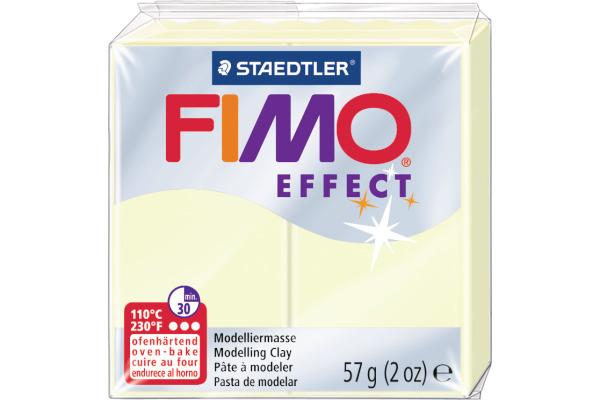 FIMO Knete Soft 57g 8020-04 neon