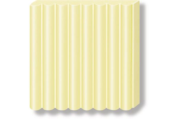 FIMO Modelliermasse soft 8020-105 Pastell vanille 57g