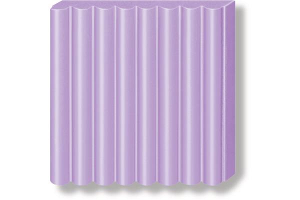 FIMO Modelliermasse soft 8020-605 Pastell flieder 57g