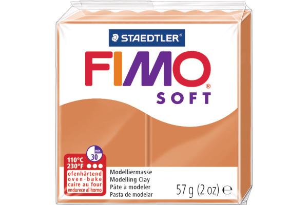 FIMO Knete Soft 57g 8020-7 caramel