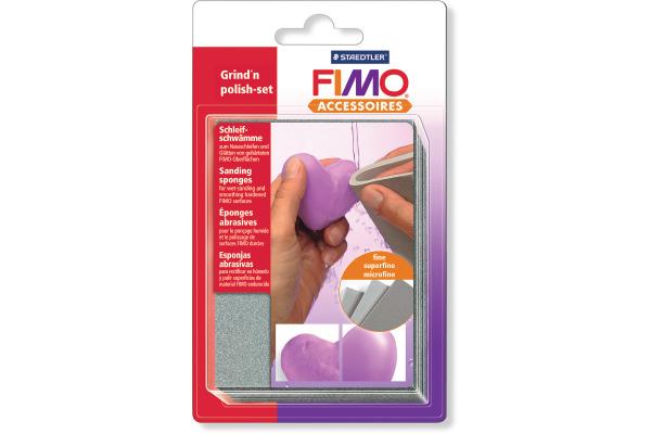 FIMO Schleifschwamm Set 870008 3-teilig