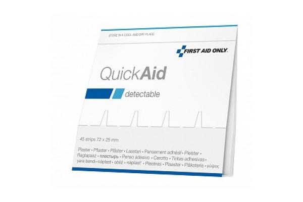 FIRST AID QuickAid Nachfüllpack P-4400700 45 Pflaster