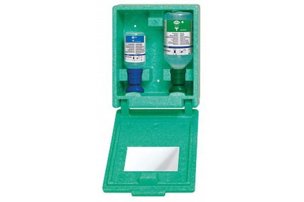 FIRST AID Augen Notfallstation 500/200ml P-4401000 Set, 2-teilig