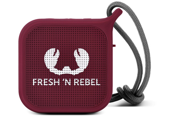 FRESH´N R Rockbox Bluetooth Speaker 1RB0500RU Pepple Ruby