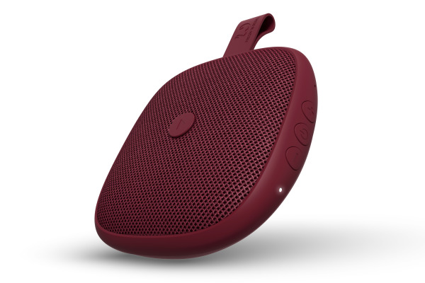 FRESH´N R Rockbox BOLD Xs Speaker 1RB5100RR Wirel. Bluetooth Ruby Red