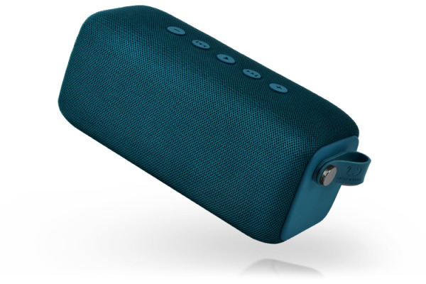 FRESH´N R Rockbox BOLD M Speaker 1RB6500PB Wirel. Bluetooth Petrol Blue