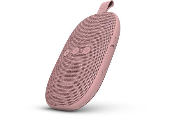FRESH´N R Rockbox BOLD X Speaker 1RB6600DP Wirel. Bluetooth Dusty Pink
