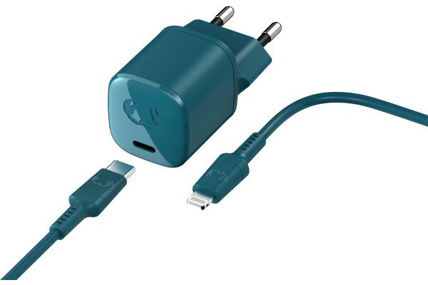 FRESHN REBEL Apple Lightning Cable 1.5m 2WC510PB Petrol...