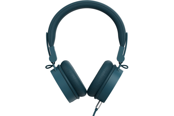 FRESH´N R Caps 2 on-ear headphones 3HP120PB Petrol Blue