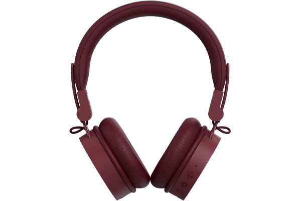 FRESH´N R Caps 2 on-ear headphones 3HP220RR Wireless Ruby Red
