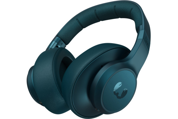 FRESH´N R Clam over-ear headphones 3HP300PB Wireless Petrol Blue