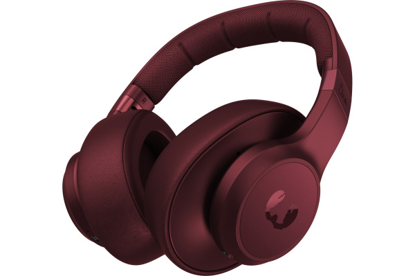 FRESH´N R Clam over-ear headphones 3HP300RR Wireless Ruby Red