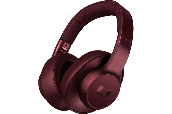 FRESH´N R Clam ANC over-ear headphones 3HP400RR Wireless Ruby Red
