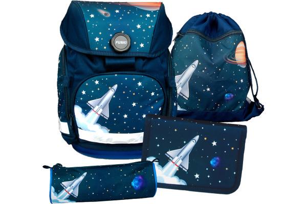 FUNKI Joy-Bag Set Space 6011.517 dunkelblau 4-teilig