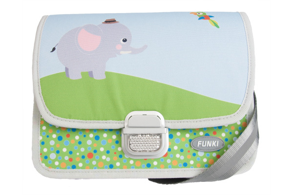 FUNKI Kindergarten-Tasche 6020.017 little Elephant