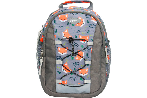 FUNKI Kinder-Rucksack 6022.009 Little Fox 280x250x110mm