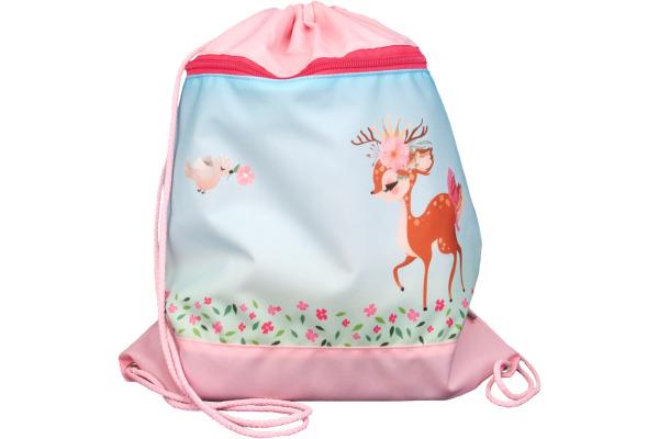 FUNKI Turnsack Bambi 6030.021 rosa 360x420mm