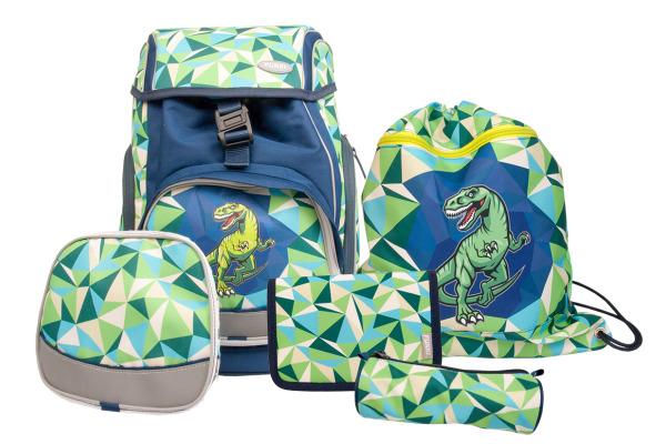FUNKI Flexy-Bag Set 6040.603 Dinosaur, 5-teilig