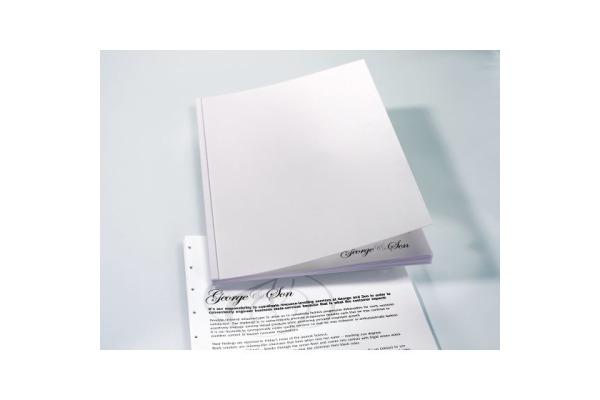 GBC Regency Umschlagmaterial A4 CE030020 blau 100 Stück
