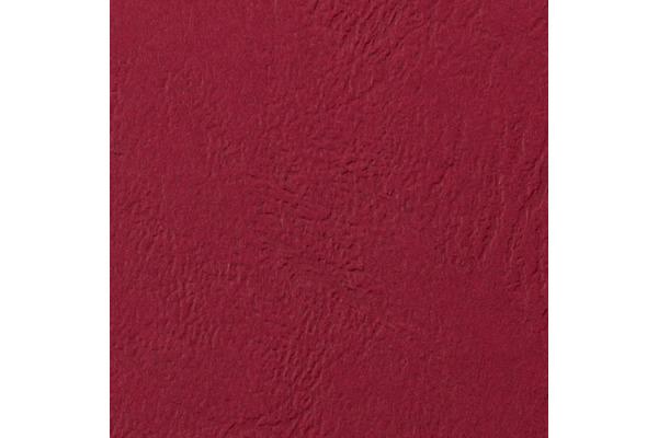GBC Einbanddeckel A4 CE040030 rot, 250g 100 Stück