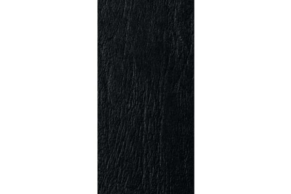 GBC LeatherGrain Umschlag A4 CN040010 schwarz 25...