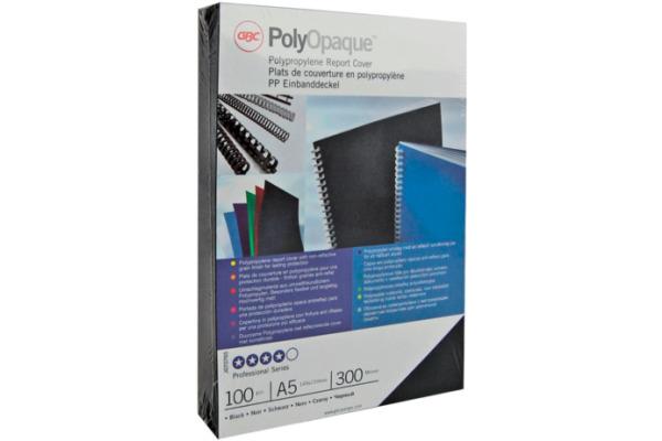 GBC Folie PP 0,30 mm A4 IB387265 blau 100 Stück