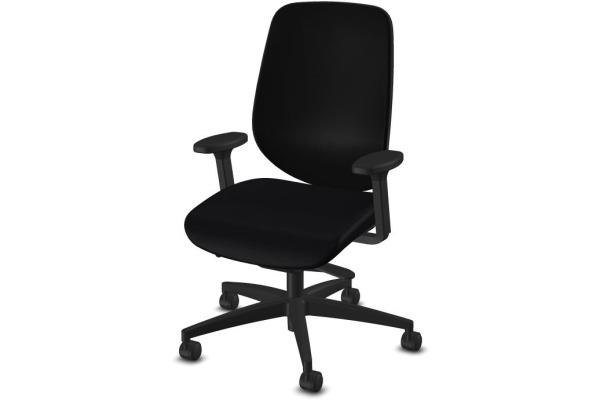 GIROFLEX Bürostuhl 353 353-8029 schwarz