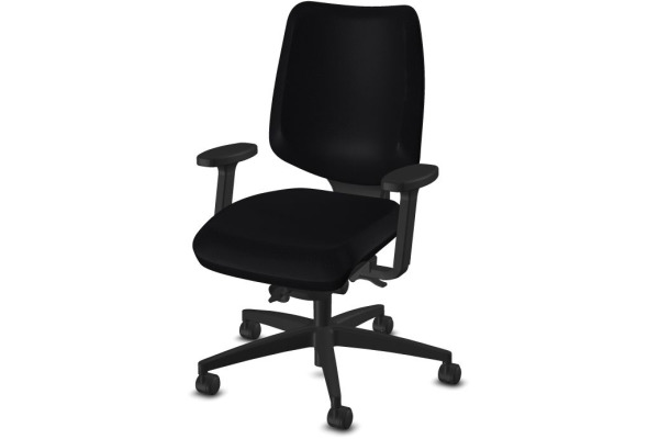 GIROFLEX Bürostuhl 545 545-8529 schwarz