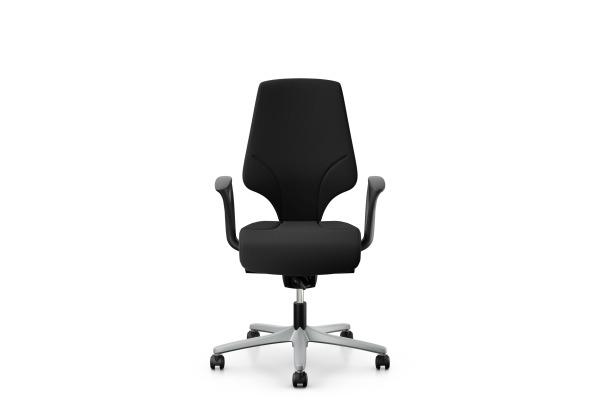 GIROFLEX Bürostuhl 64-3578 64-3578 schwarz, mit...