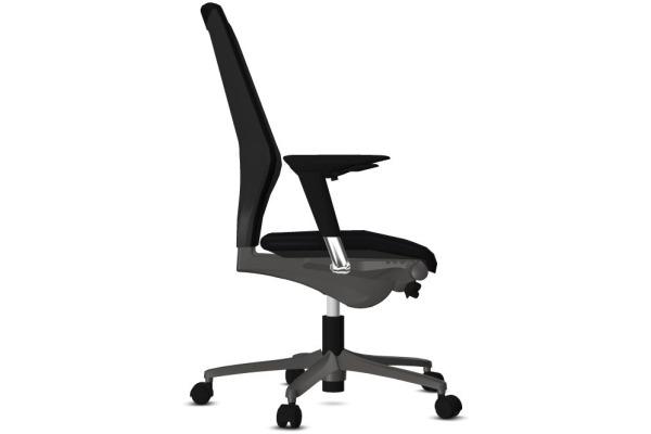 GIROFLEX Bürostuhl 64 64-7578BK schwarz