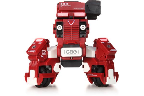 GJS GEIO Robot, red G00200