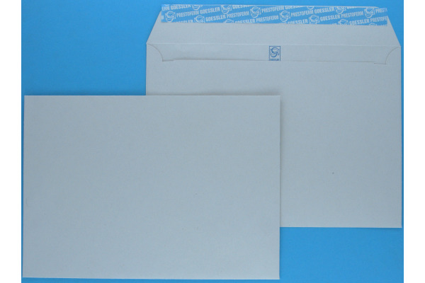 GOESSLER Couvert Renova o/Fenster C5 1147 100g, grau 500 Stück
