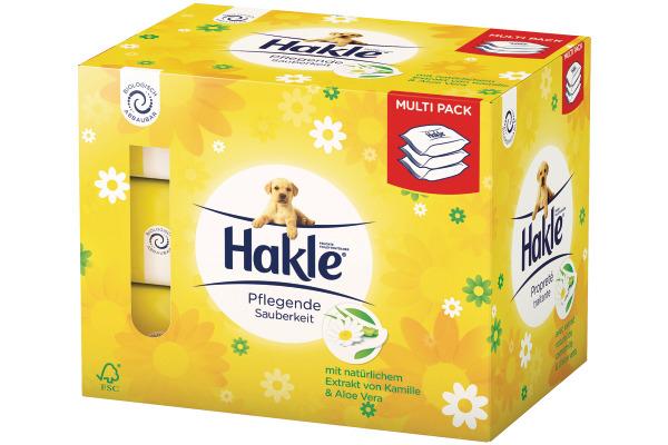 HAKLE Feuchttücher 992951 Refill 3x42 Blatt