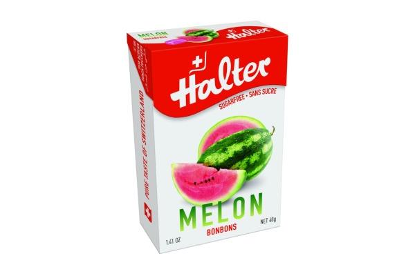 HALTER Box Melon 7625 40g