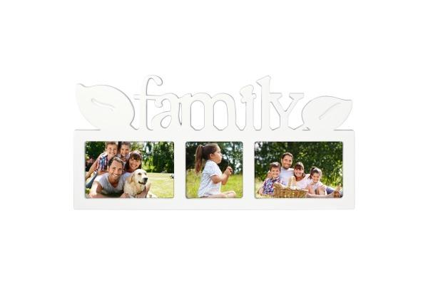 HAMA Rahmen Montreal - Family 100992 2x10x15cm, 1x10x10cm