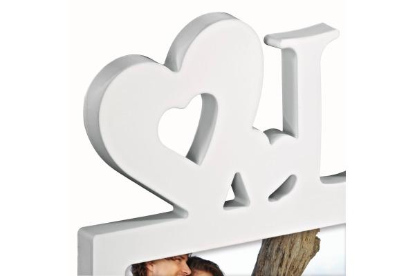 HAMA Rahmen Montreal - Love 100994 2x10x15cm, 1x10x10cm