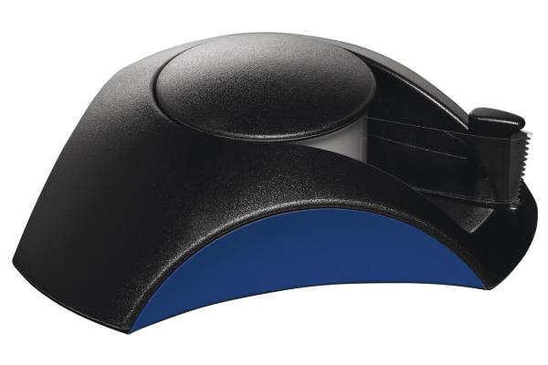 HAN Klebefilm-Abroller DELTA 1756-34 schwarz blau, max. 33mx15mm