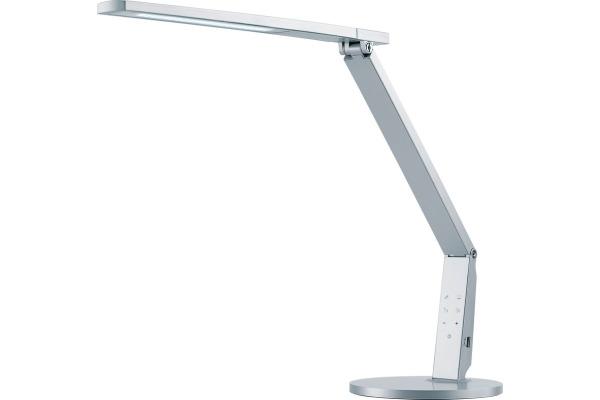 HANSA LED Leuchte LED Vario Plus 415010668 10 Watt, silber