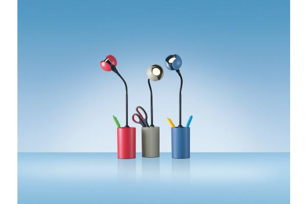 HANSA LED Leuchte LED Flower 415010684 3 Watt, korallenrot