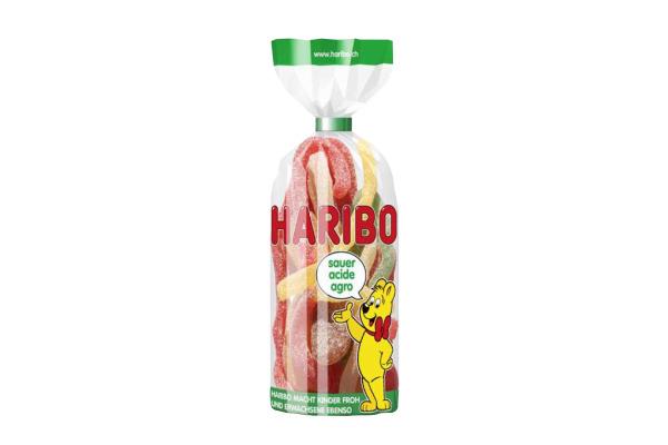 HARIBO Schlecksäckli sauer 6873 100g