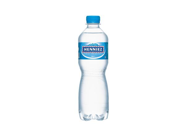 HENNIEZ Blau 50cl Pet ohne Kohlensäure 8235 6 Stück