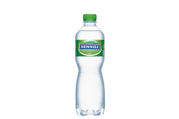 HENNIEZ Grün 50cl Pet légère 8238 6 Stück