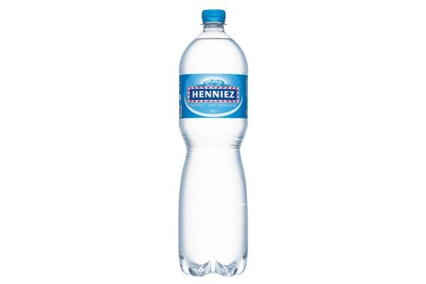 HENNIEZ Mineralwasser blau PET 1.5lt 8239 6 Stück ohne Kohlensäure