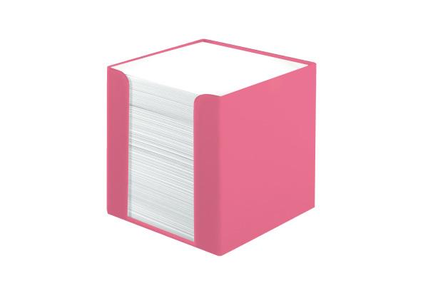 HERLITZ Zettelkasten 9x9cm 50015887 Indonesia Pink 700 Blatt