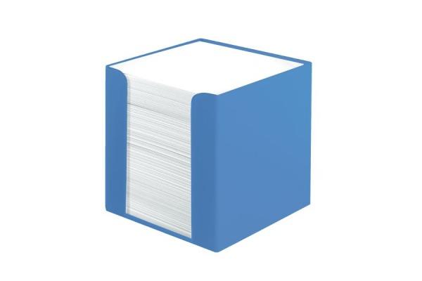 HERLITZ Zettelkasten 9x9cm 50015894 Baltic Blue 700 Blatt