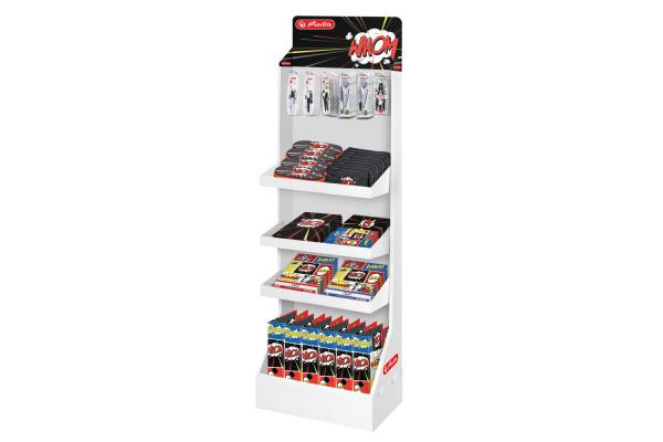HERLITZ Display Comic 50017485 14 verschiedenen Produkte