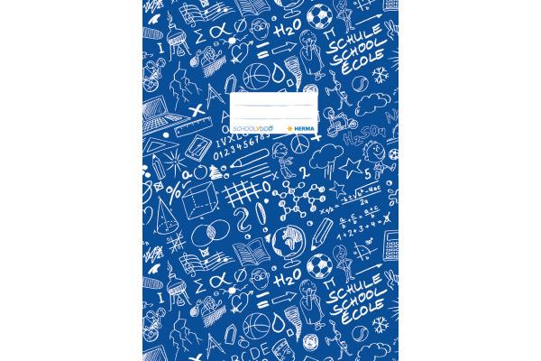 HERMA Heftschoner A4 19404 blau