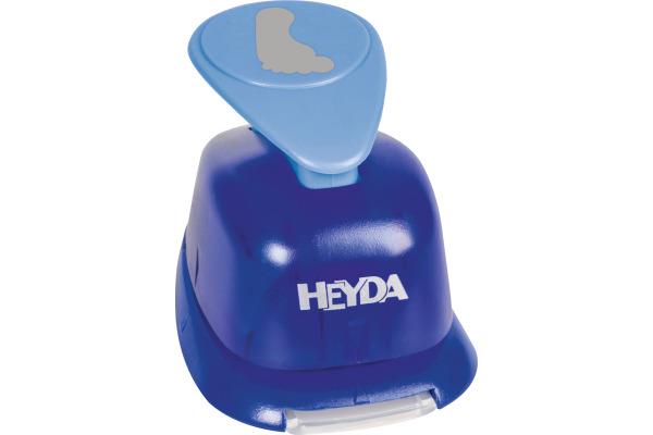 HEYDA Motivstanzer gross 2.5 cm 203687517 Fuss