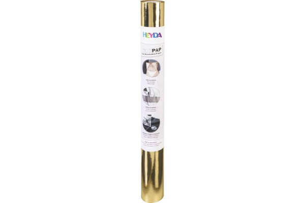 HEYDA Washpaper TEXIPAP 48x110mm 204722604 gold