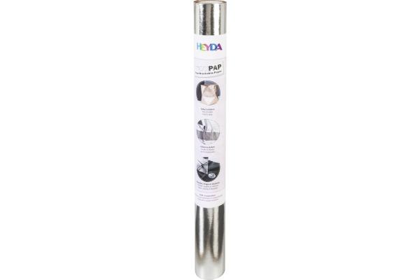 HEYDA Washpaper TEXIAPAP 48x110mm 204722605 silber